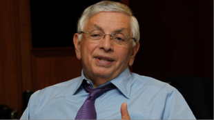 David Stern, ex jefe de la NBA.