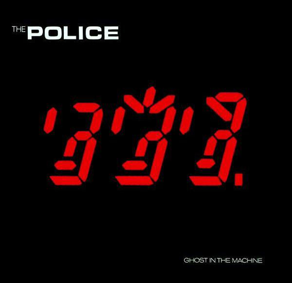 The police - ghost in the machine (1981) | MARCA Claro Usa