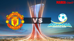Manchester United vs FC Astana en vivo