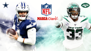 Dallas Cowboys vs New York Jets: en vivo minuto a minuto