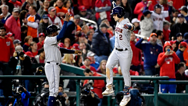 Houston Astros vs Washington Nationals: en vivo minuto a minuto.