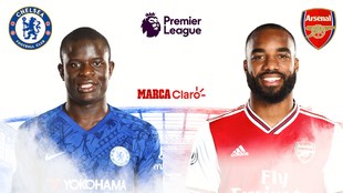 sd Premier League m Chelsea vs Arsenal EN VIVO