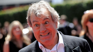 Terry Jones,durante un evento