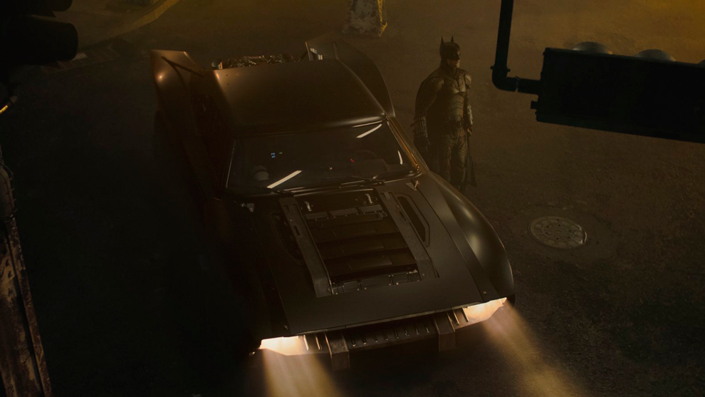 Así luce el Batmobile que manejará Robert Pattinson en The Batman ...