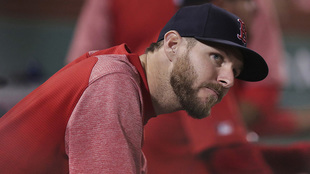 Chris Sale se somete a la cirugia Tommy John.