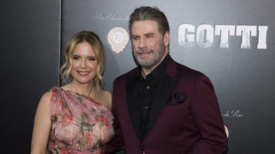 Muere Kelly Preston, esposa de John Travolta.