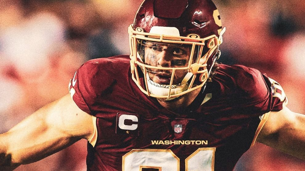 El nombre provisional de los Redskins será Washington Football Team