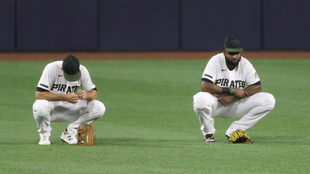 Los Pirates de Pittsburgh no viajarán el domingo a St. Louis.