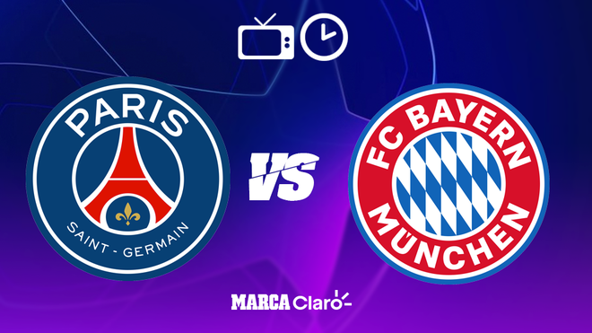 Final Champions Psg Vs Bayern Munich En Vivo Dónde Ver La Final De La Champions League 2020 Marca Claro Usa