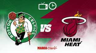 Miami Heat vs Boston Celtics calendario, resultados y cómo ver por TV...
