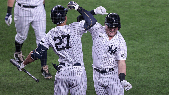 New York Yankees acaban con los Blue Jays.