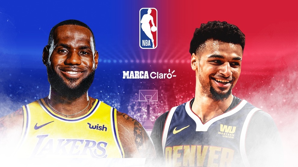 Lakers vs Nuggets en vivo y en directo: Juego 1 NBA de la Final de ...
