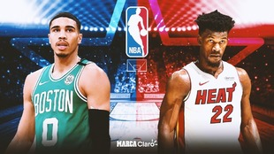 Miami Heat vs Boston Celtics en vivo online: Partido 6 de la final de...