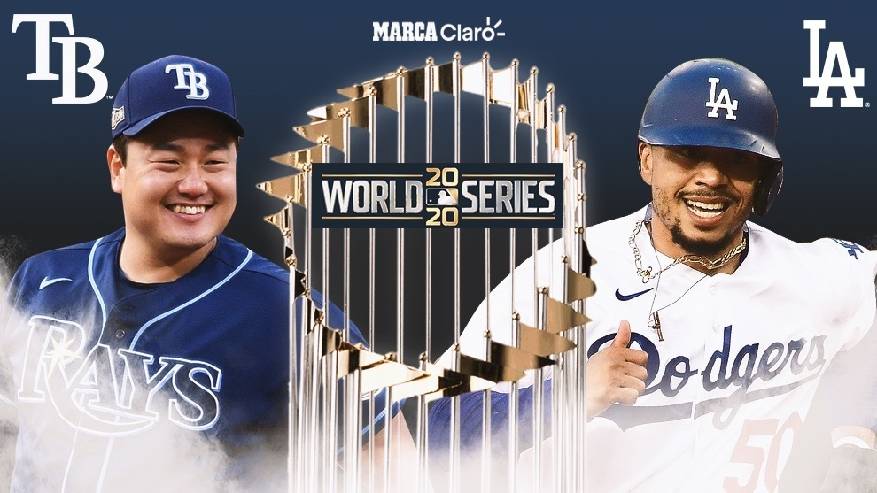Game 2 World Series 2020, online: Tampa Bay Rays vs Los Angeles...