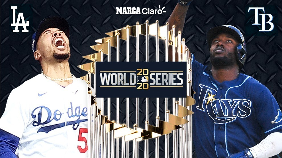 World Series 2020, online: Dodgers vs Rays de la Serie Mundial MLB...