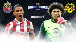 Chivas vs América  en vivo: en directo el partido streaming, how to...