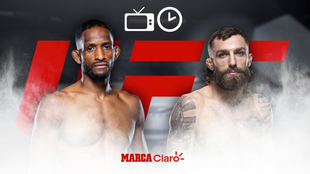 Michael Chiesa vs Neil Magny en UFC Fight Island: hora, canales de TV...