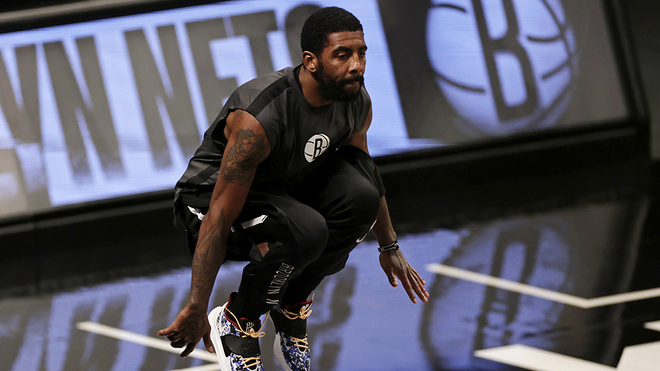 Kyrie Irving regresa con los Nets.