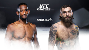 Michael Chiesa vs Neil Magny: ¿Quién ganó UFC Fight Island 8?