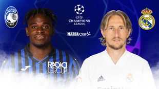 Atalanta vs Real Madrid stream live UEFA Champions League 2021.
