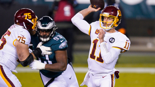 Alex Smith no continuará con Washington Football Team y descarta...