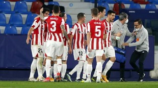 Levante 1-2 Athletic Club: Berenguer mete al Athletic a la final de la...