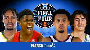 Final Four NCAA 2021: Baylor vs Houston y Gonzaga vs UCLA.