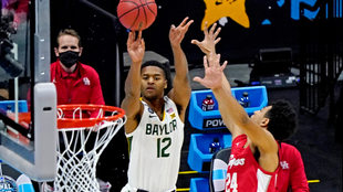 Baylor Bears Houston Cougars.