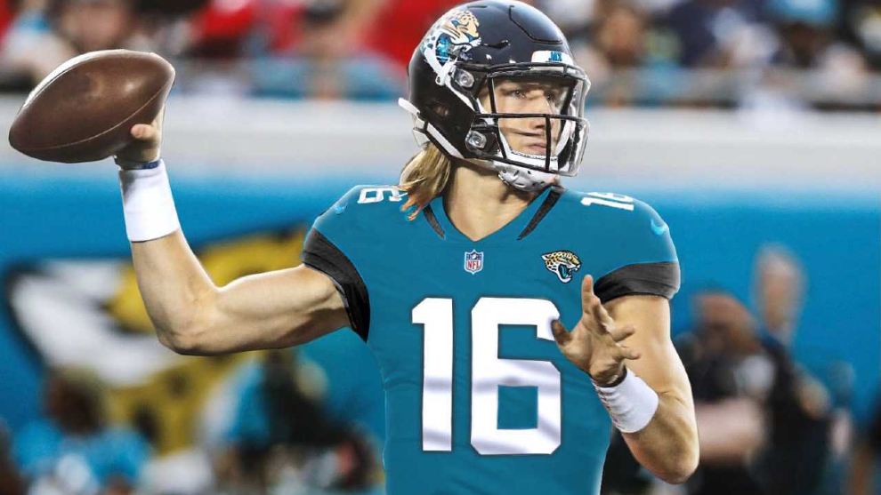 Who is Trevor Lawrence, the one chosen by the Jaguars with the first ...
